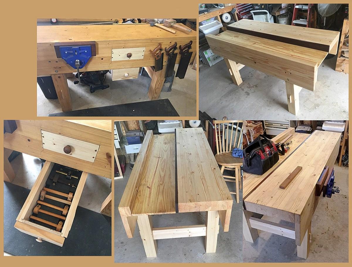 Workbench by Rod Brink