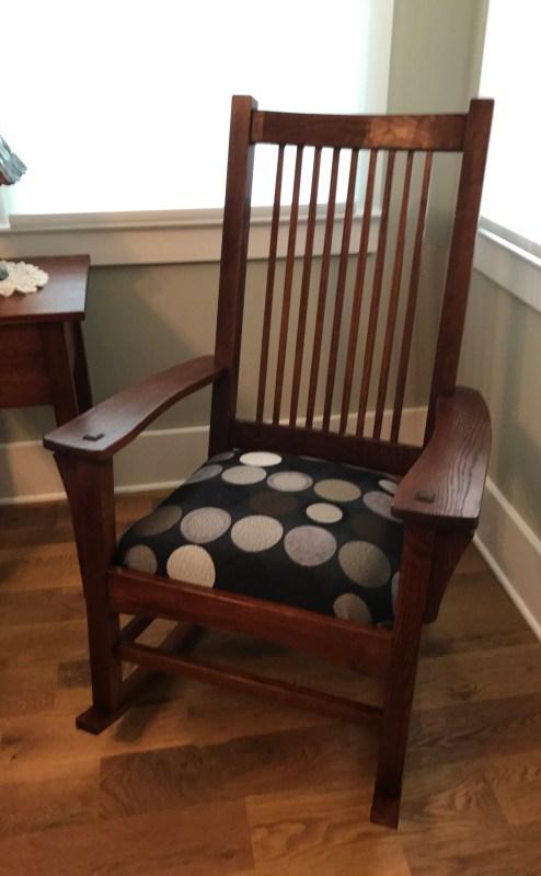 Rocking Chair by Ken Shepard