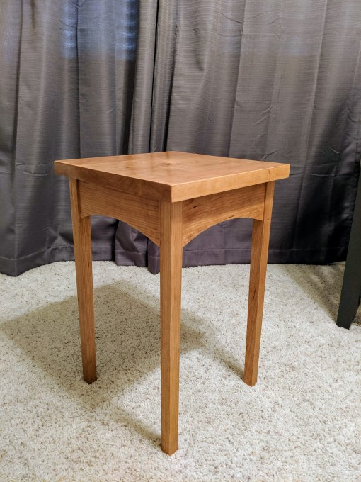 'How to' Table by Brian Wilson