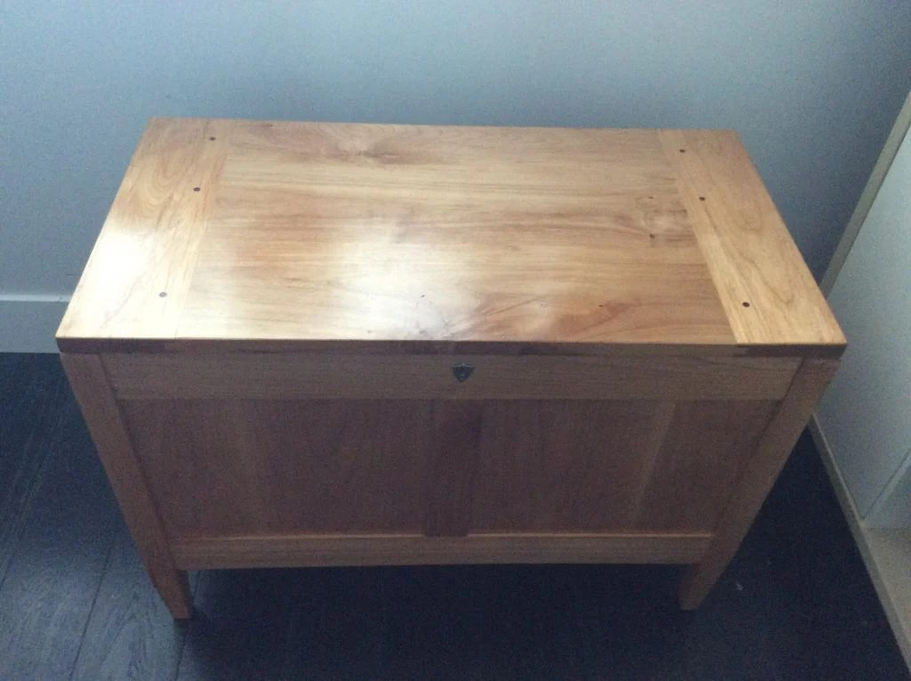 Blanket Chest by Edward Suter