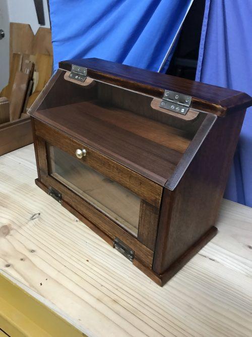 Breadbox by Nathan Fletcher-Jones