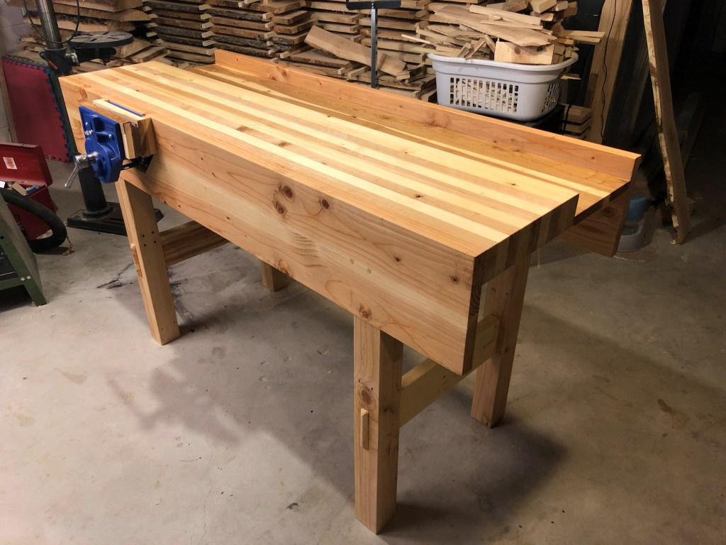 Workbench by James Fisher