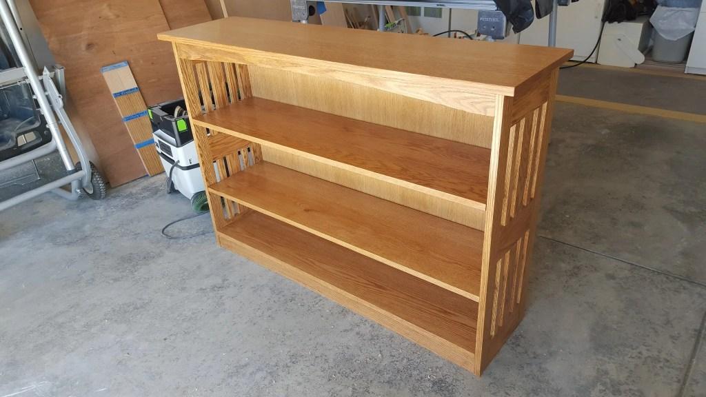 Bookshelves by Larry