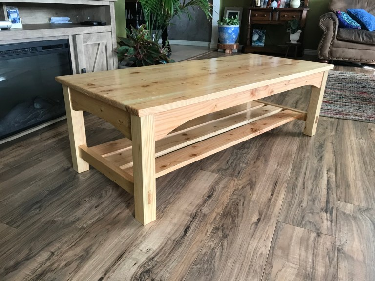 Coffee Table by c fenton