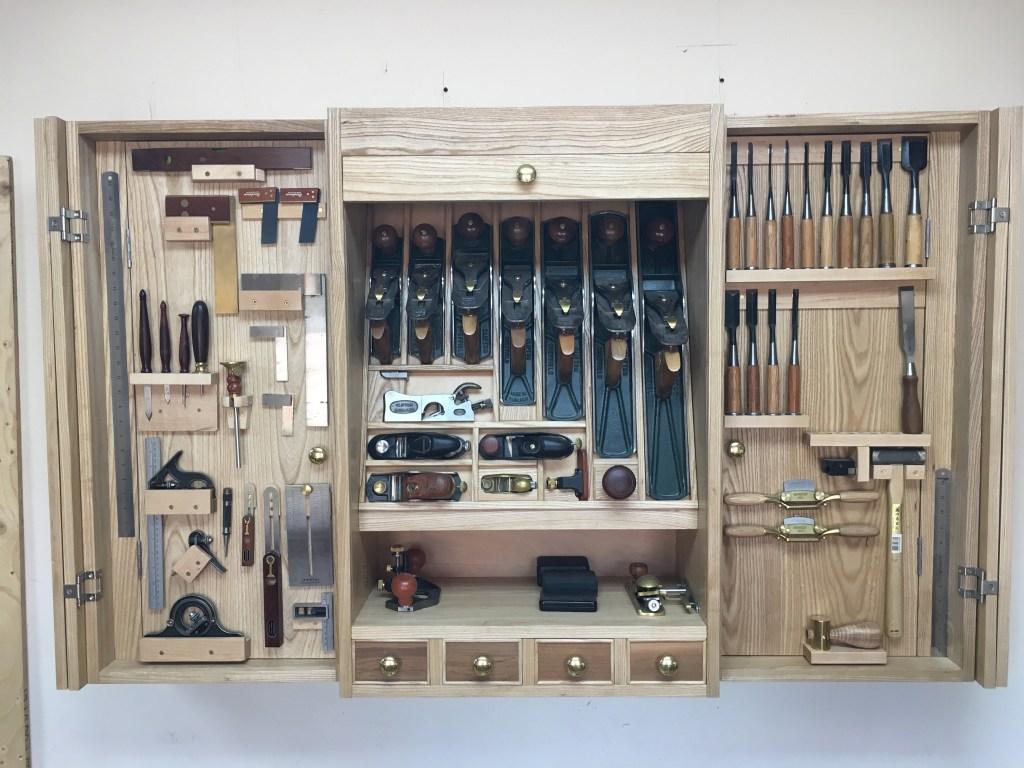 Tool Cabinet by George Oldridge