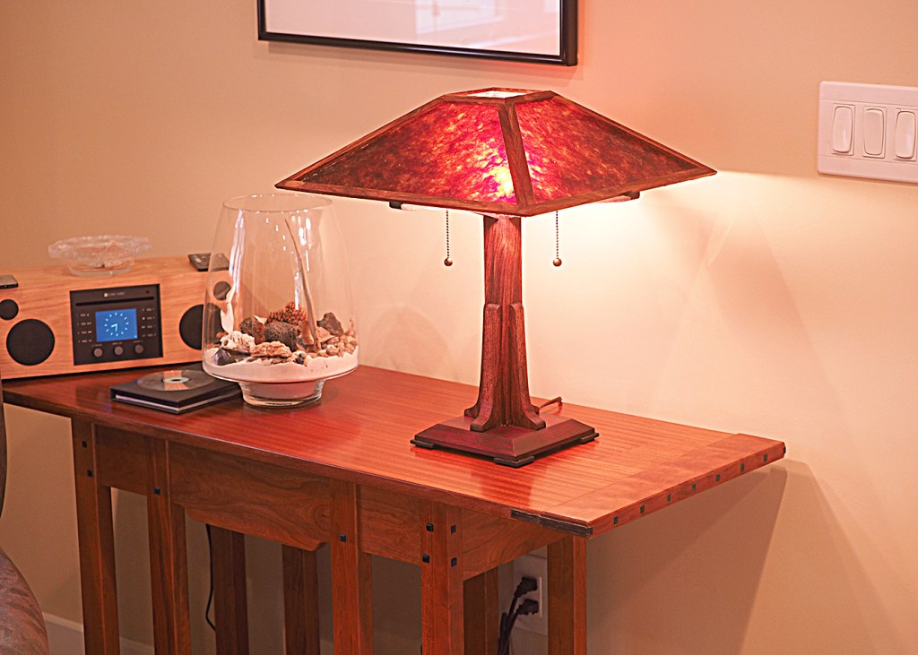 Lamp by KEVIN WINSOR