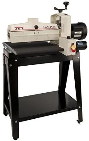 JET 629004K 16-32 Plus 16-Inch 1-12-Horsepower Open Stand Drum Sander