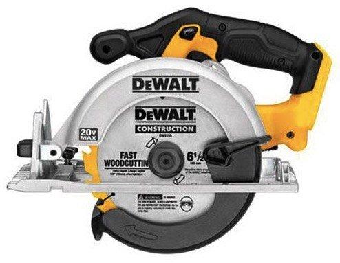 DeWalt DCS391B 20-Volt MAX Li-Ion Circular Saw