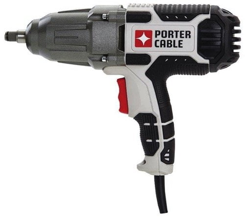 """Porter-Cable PCE211 7.5 Amp 1:2"""" Impact Wrench"""