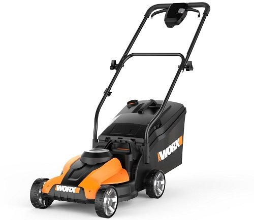 Worx Lil'Mo 24V 14-Inch Cordless Electric Mower