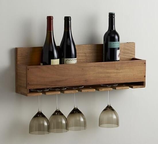 Jen's Amazing Wine Rack DIY Tutorial