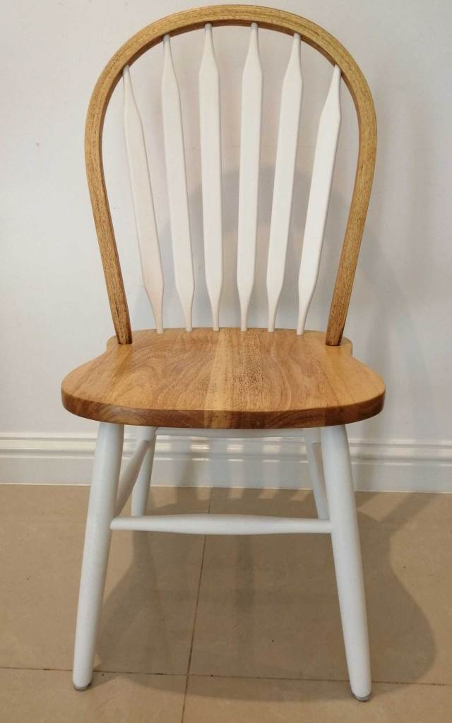 Upcycled windsor chair