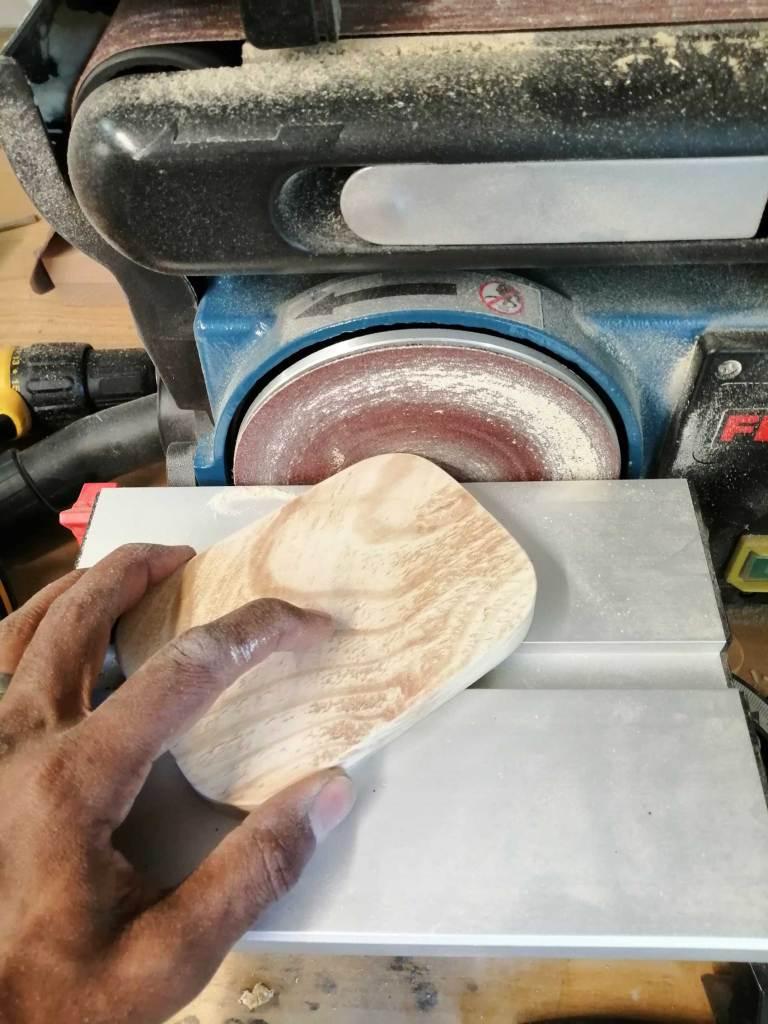 Make base and hat