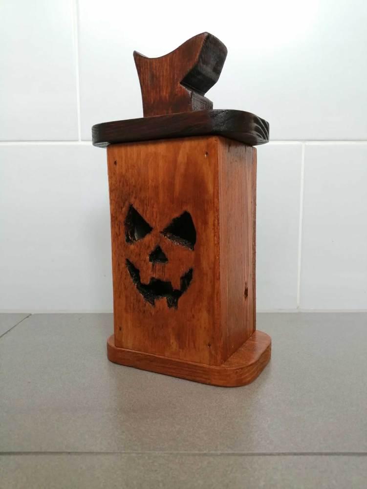 Halloween Jack O' Lantern