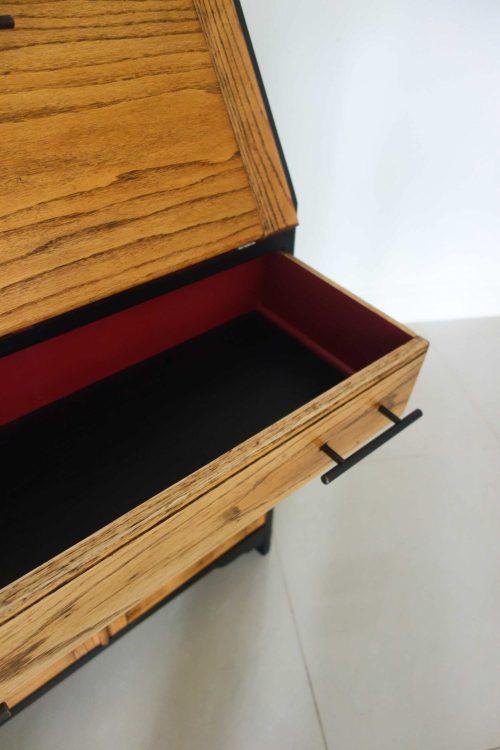 Bureau desk - Open drawer