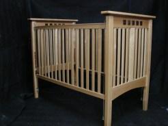 Crib: Maple