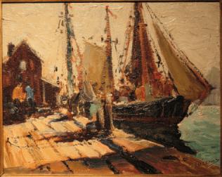 Anthony Thieme Painting