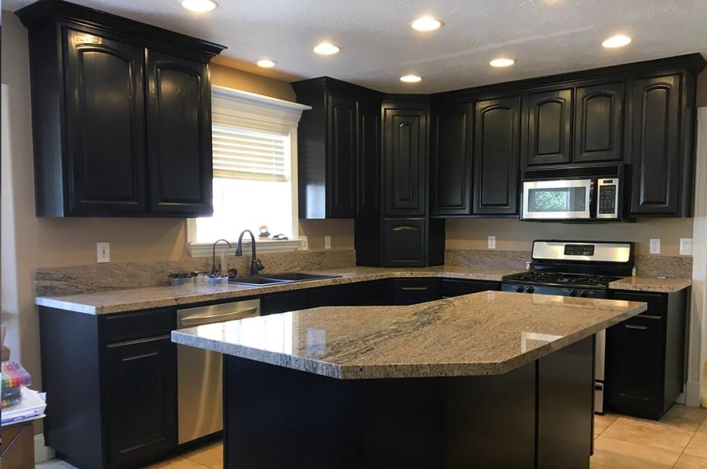cabinet refinishing centerville woodworks refurbishing