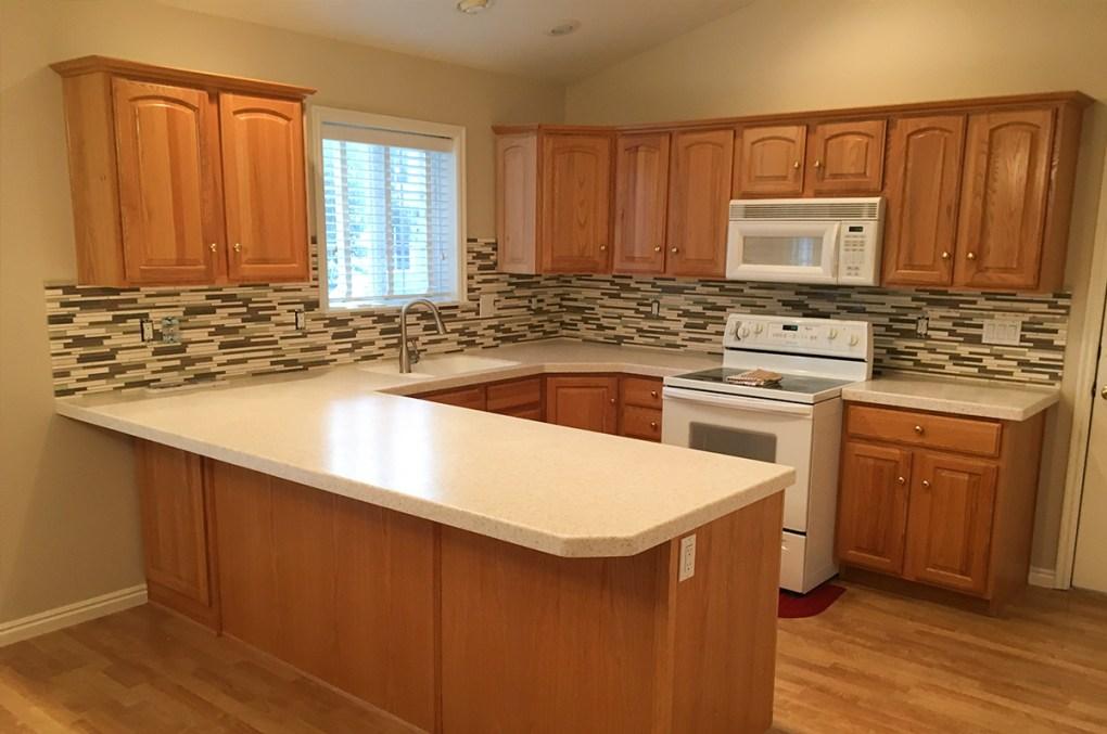 kitchen cabinet refinishing centerville