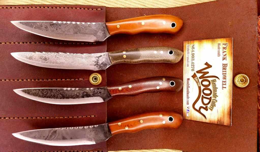 Custom Steak Knife Set – 04292018
