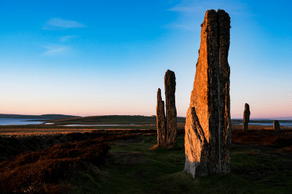 Woody Musgrove Photography Orkney Landscape Ring of Brodgar Archaeology