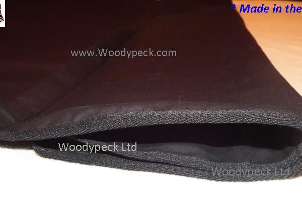928 Luggage Cover Fully edged & lined
