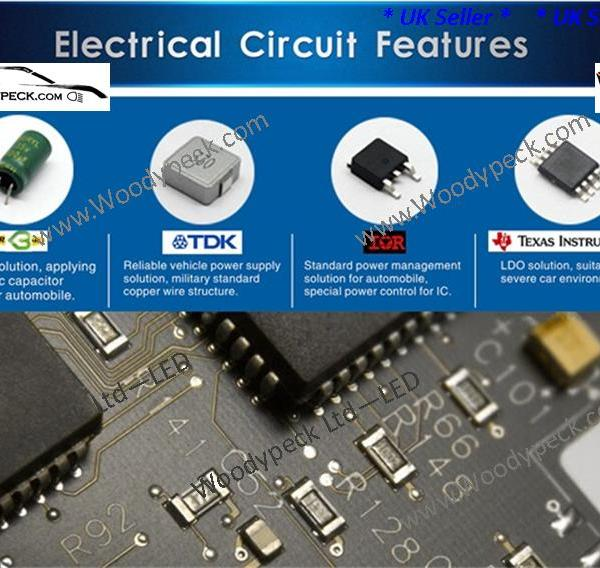 Highest specification electrical components