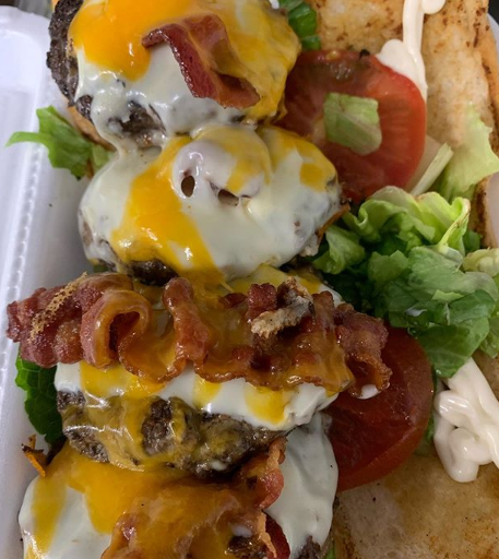 Burger Food Truck in Delaware