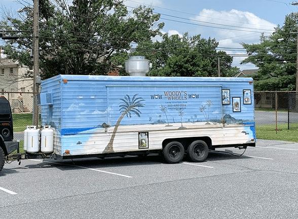 Woodys on Wheels Food Truck in Delaware 2020