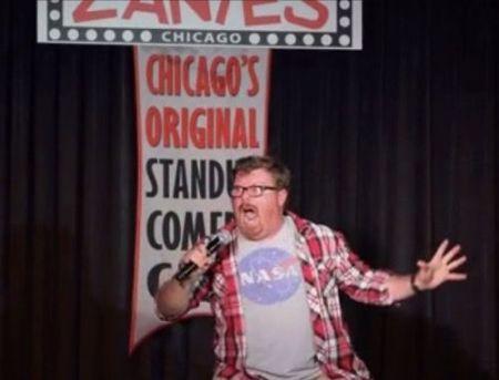 Mike at Zanies