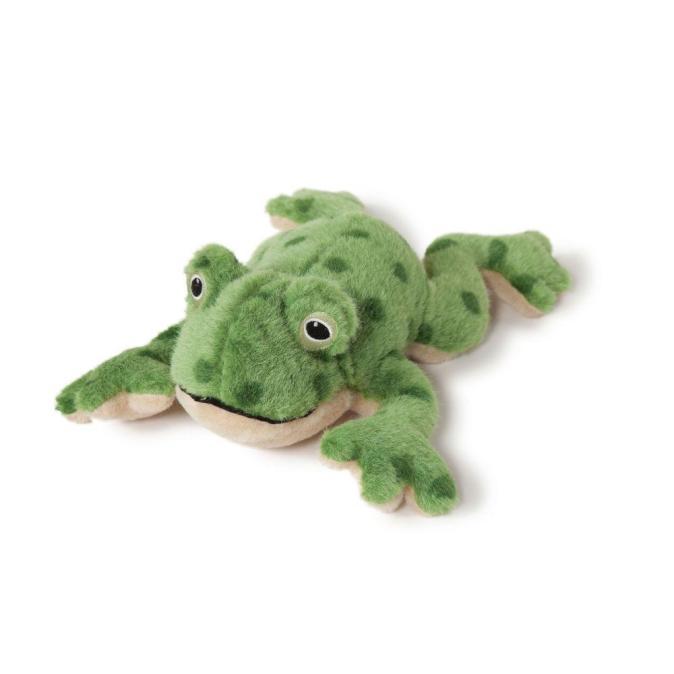 Fletcher The Frog '12' Green - Frog Dog Toy