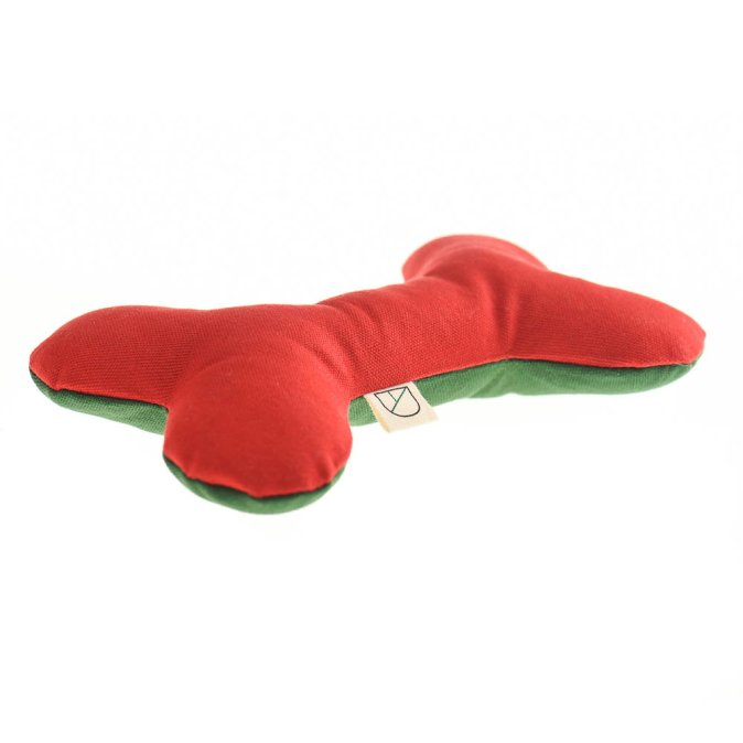 Dog Toy Red