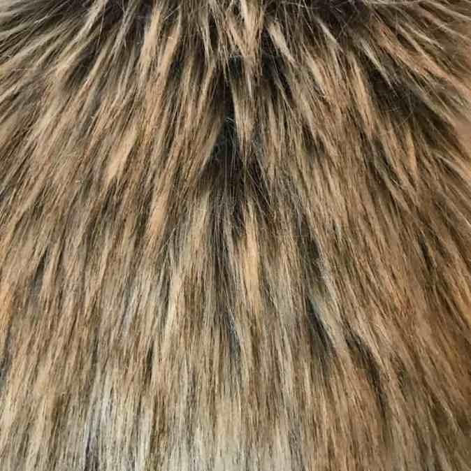 Husky Faux Fur Dog Blanket