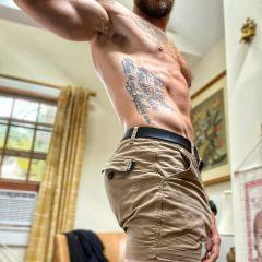 Commando Chino Shorts