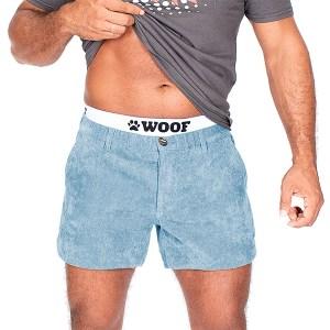 Mens Corduroy Shorts