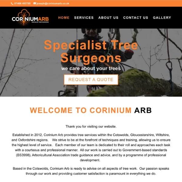 Corinium Arb - Woof Designs - Review