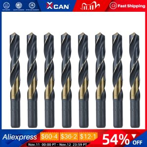 Reduced Shank Drill Bit 14-25mm Twist Drill Bit HSS Hole Cutter Metal Drill