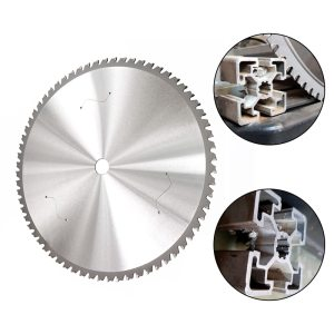 XCAN Metal Cutting Saw Blade 180-355mm Metalworking Saw Blade For Cut Aluminum Iron Steel Dry Cutter Circular Cutting Saw Disc