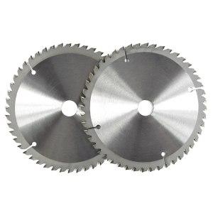 XCAN Carbide TCT Circluar Saw Blade 165x2.3x20mm 48Teeth for Cuttting Wood Steel Plastic TCT Saw Blade Cutting Disc