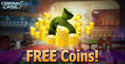 Criminal Case - Free Coins 21st June 2015