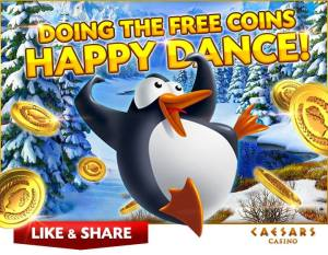 caesars-casino-free-coins-happy-dance-coins