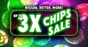 Double Down 3x chaip sale FREE chips