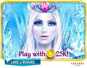 Caesars Casino Play With 25K Coins