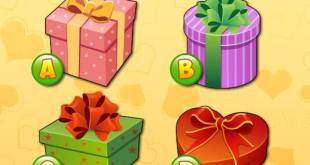 Double U Bingo gift boxes
