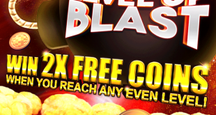 Jackpot Party Casino Level Up Blas Free Coins