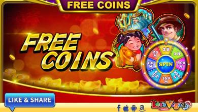 Photo of Let's Vegas Slots FREE COINS – 6th Feb
