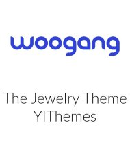 THE JEWELRY SHOP - Yith WordPress Theme