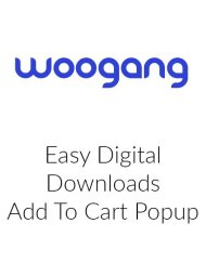 Easy Digital Downloads Add to Cart Popup