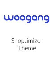 Shoptimizer Theme