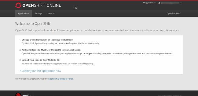 openshift-portal